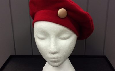 Stunning collection of handmade Berets