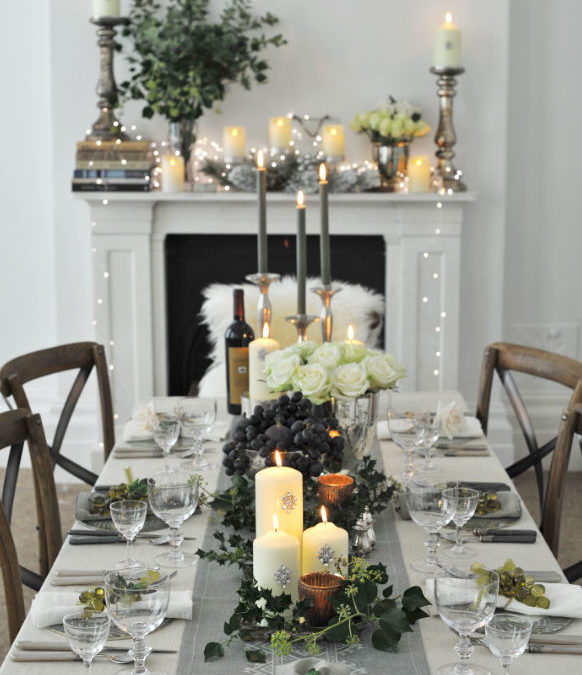 Put a Sparkle into Christmas & New Year Dining