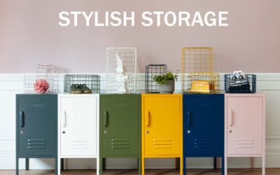Stylish Storage Solutions